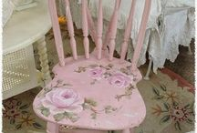 Shabby chic as it is
