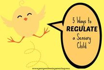 Sensory Processing Disorder/Ways to Help Our Kiddos