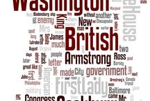 Word Clouds for my book The Burning of the White House / Here are word clouds created from the words in my book The Burning of the White House: James and Dolley Madison and the War of 1812. Buy, read, enjoy!
