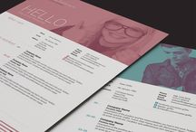 CV/Portfolio Ideas