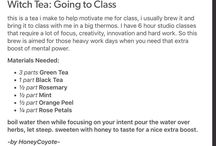 Resep tea witches