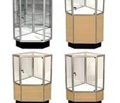 Streamline Store Display Cases / by DiscountShowcases.com