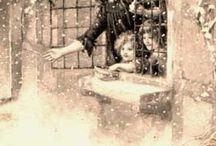 Vintage Images and Postcard