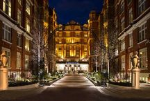 London Hotels / by Susan Farrier