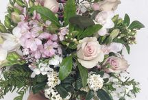 bouquets & buttonholes /  flower-driven, texture-laden...fresh seasonal blooms, always