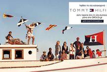 Tommy HILFIGER! Δείτε τη ΝΕΑ συλλογή μόνο στο OROLOI.GR!