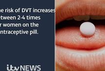 DVT - The Pill/HRT/Pregnancy