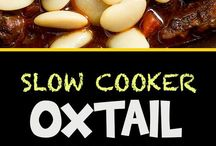 Oxtail recipes