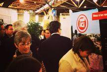 Ouverture du salon de l'emploi au Parc Expo de Poitiers ce matin le 28/11 / Forum de l 'emploi 2013