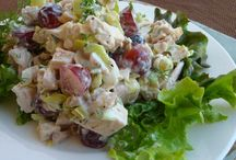 Chicken Salad Recipe / by Food Hunter