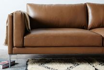 sofas - modern to traditional