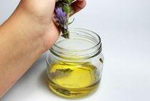 Levendula olaj keszites