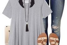 Clothes fashion/ hair