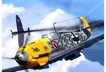 WW II planes Nazis- Art