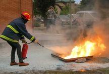 Instalaciones Contra Incendios / Seguridad y protección contra el fuego