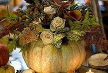 Jeseň / dekorácie