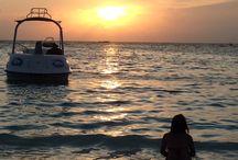 Maldives / Beach and sand
