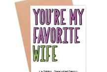 Funny Wedding & Marriage Cards