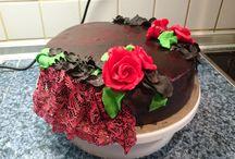 Kuchen, Motiv Torten, Leidenschaft