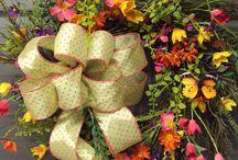 Wreaths / by Rhonda Humphreys