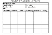 Reader's Workshop ~ Guided Reading
