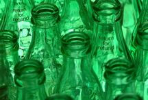 Bottles / by Jennifer Harp-Douris