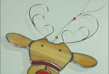 Christmas ornaments / Reindeer