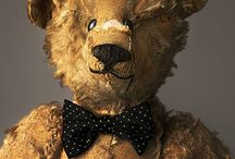 Art- Teddy Bears, Quotes & Vintage Bears / Teddy Bear Images and Information