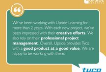 Client Testimonials / Upside Learning has provided credible and responsible service to all our clients, demonstrating a strong commitment to our work, and we look forward to expanding our partnership. Here's what our clients/customers have to say about our learning solutions and services. / by Upside Learning