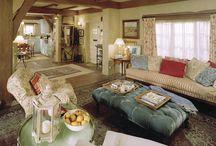 Beautiful interiors.