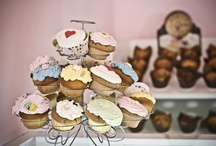 Somethings delicious / With the ever incasing popularity of cupcakes, macaroons and all things delicious I thought i would share some of my favorite mouth watering treats...