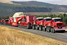 oversized load / by Alain Campbell