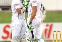 Cricketers / by Ciara Ratt