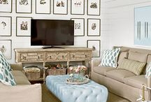 Valley Brook Living Areas / by Heather Ladue