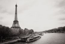 SLP - Paris / My travels to Europe thankfully led me to a dream come true...Paris, France, and The Eiffel Tower. Tons of gorgeous architecture!