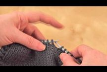 Knitting tutorials - Breitips (filmpjes)