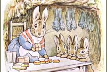 All things {Beatrix Potter}