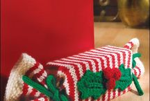 Megkötöm a csomagolást! / Kötött karácsonyi díszcsomagolások minden mennyiségben!