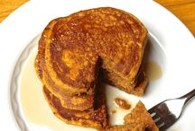 I loves me some Pancakes / Pancake recipes / by Arleen Elizabeth Moret
