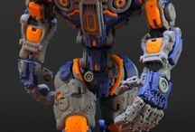 Robot 3d printing