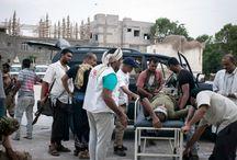 Crisis en Yemen / Información sobre la crisis humanitaria en Yemen