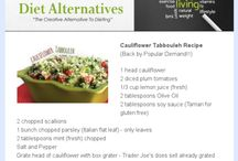 Cauliflower Recipes - Healthy