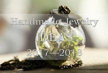 Ideas De Joyería Hecha A Mano Para 2017-2018 / En nuestro último post te mostramos las mejores ideas para crear joyería hecha a mano: https://tendenciasjoyeria.com/ideas-joyeria-artesanal/
