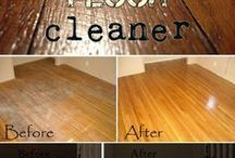 Real Hardwood Floor Cleaners