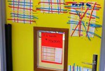 A l'école de Mondrian