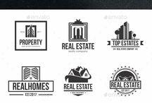 Real estate logos ideas