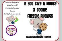 preschool & K books and activities