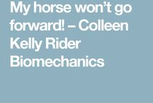 Barn og hest