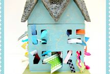 for my craft room / by Jessica Bachmann