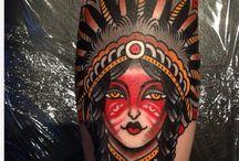 Traditional - Tattoo Designs